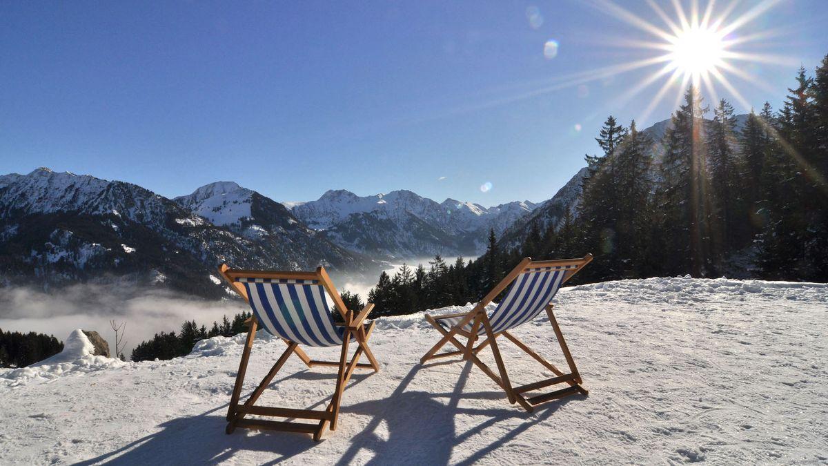Sonne und Schnee - Krokuswochen