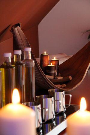 Aroma-Wellnessmassage | 25 Minuten