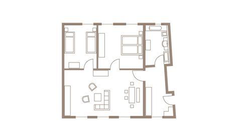 Familien-Appartement Heustöckle
