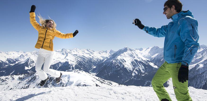 Winterstart Short Stay = 3 Nächte inkl. 2 Tage Skipass