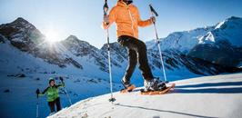 Snowshoeing Weeks
