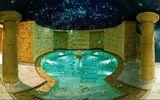 Pool salina Royal... il bagno reale!