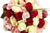 Mazzo di fiori grande (su prenotazione)