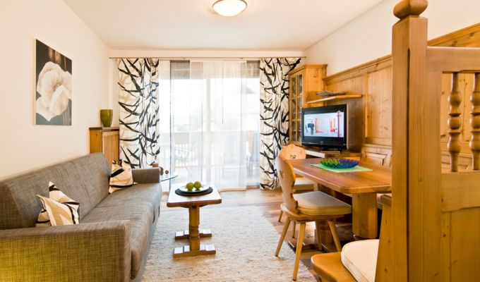 Family-Appartement klein