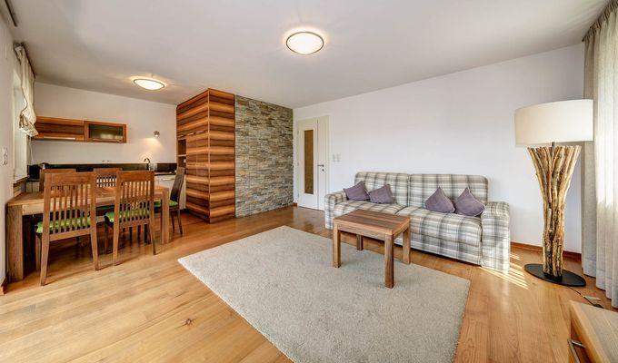 Family-Appartement groß - Sonnenresidenz