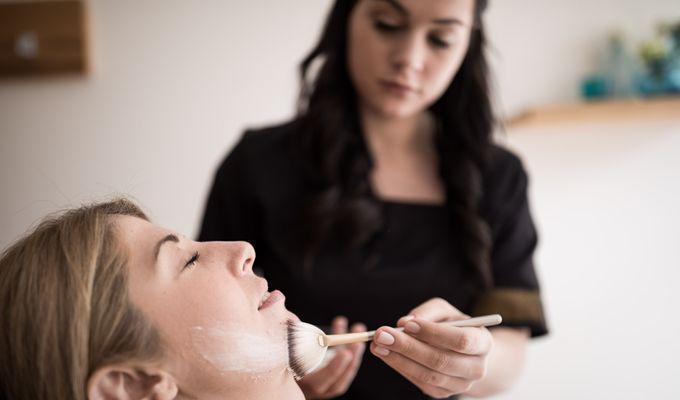 "Dorfer Gold ""Piccolo"" facial treatment"