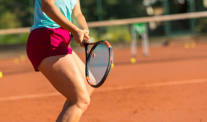 Active tennis course for 5 days