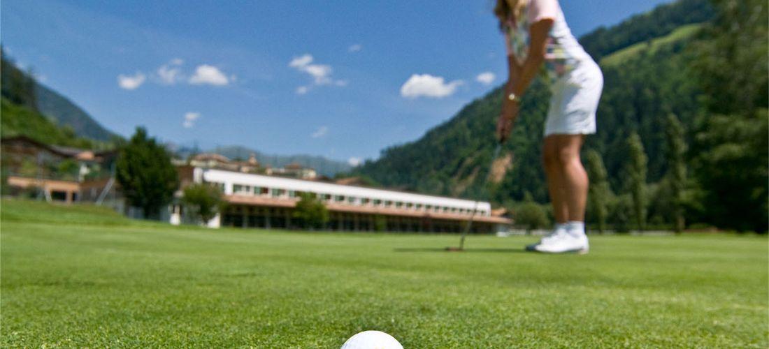 Golfwochen für Ihren speziellen Golfurlaub in Südtirol