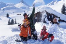 Powder Snow Ski Fun for all Ages! | 1 night