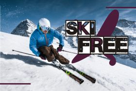 Ski-Free | 1 Tag