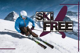 Ski-Free | 3 Tage