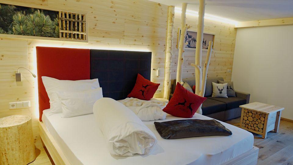 Suite Cacciatore 30 m²