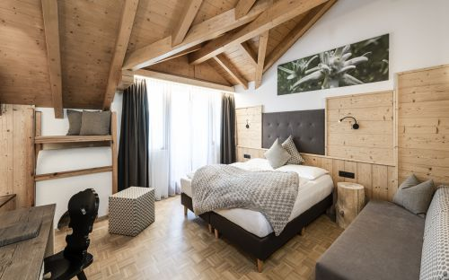 Edelweiß double room 30 m²