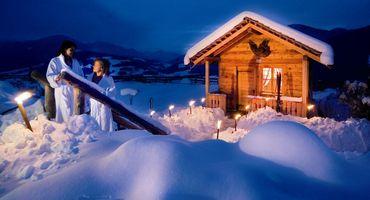 Weiße Wochen mit Skipass und Leihskier im Februar