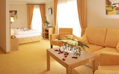 Suite per famiglie 52 m²