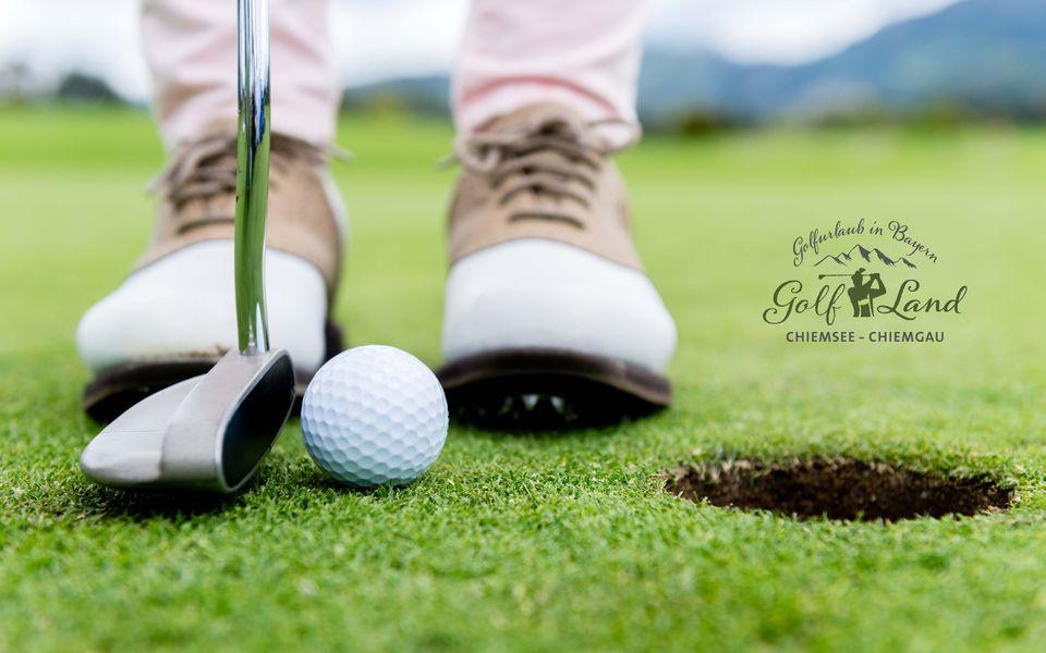 Golfland Chiemsee-Chiemgau 3 Nächte