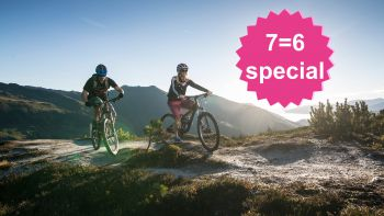 E-BikeLove 7=6 special   1 day & 1 night for free