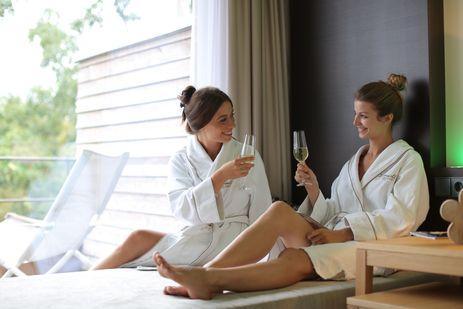 Freundinnen SPA-Auszeit ab 4 Personen - gerne auch für Männer