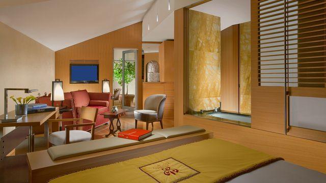Richard Meier Executive Suite with Terrace
