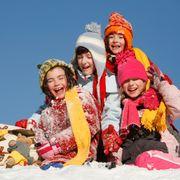 Juchee im Schnee....