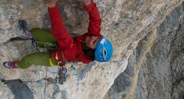 Highlight Winter with alpinist Simon Gietl