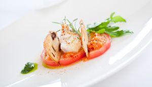 Bio-Restaurant: Sonne St. Peter