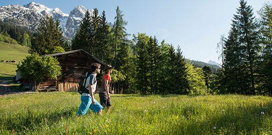 #homeofsports - Wandertage | 4 Nächte