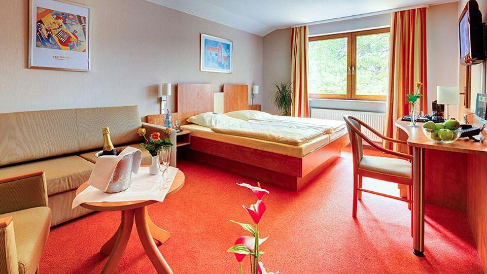 Dreibettzimmer Gästehaus