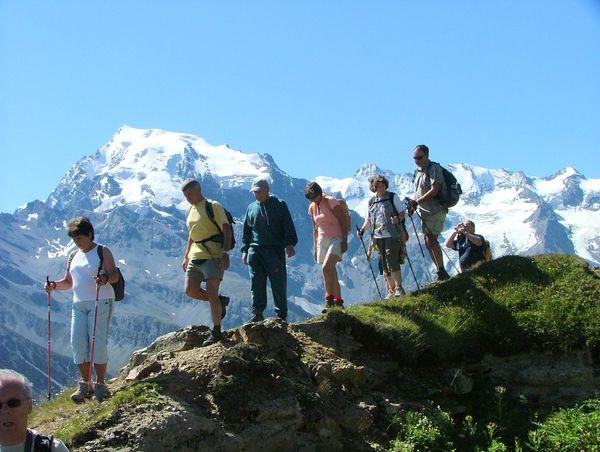 Adventure hiking week