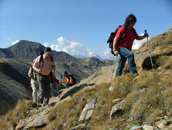 Autumn hiking week -10% for seniors