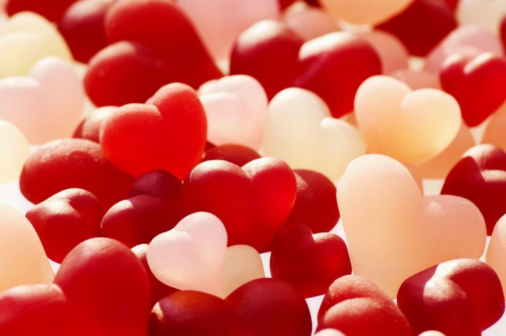 Verführerischer Valentinstag