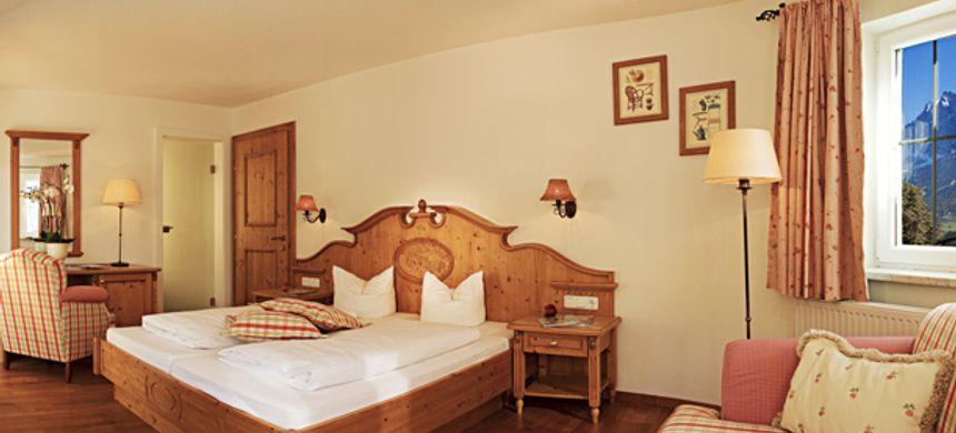 das Chalet   60 m² + 40 m² Terrasse - Familotel Bellevue