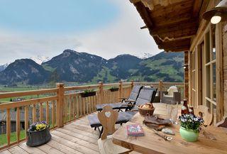 Bergchalet Klausner Die Hütte
