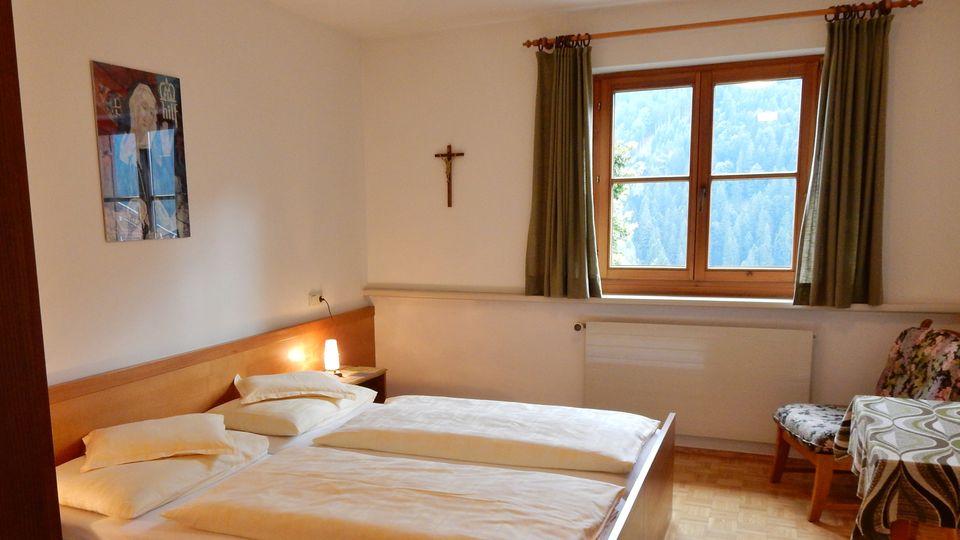Doppelbettzimmer 22m²