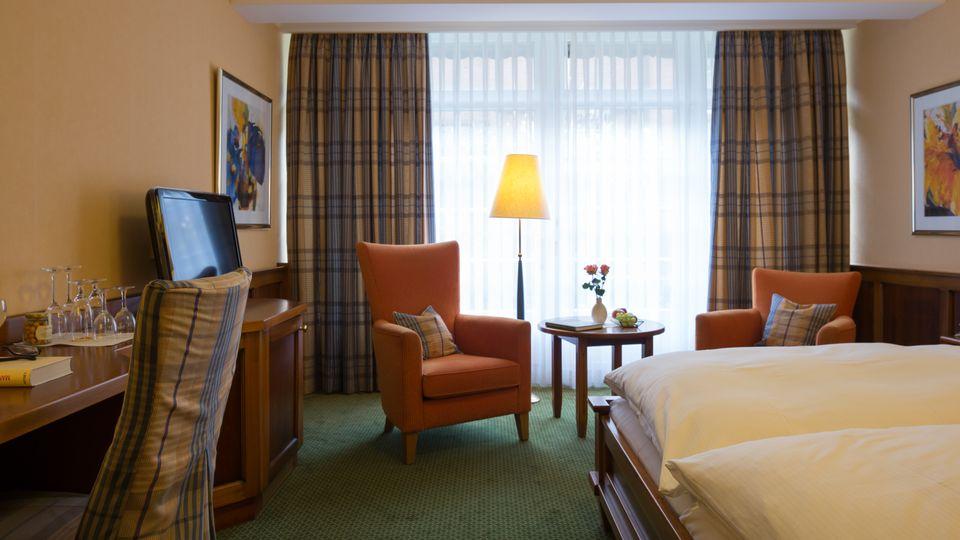 Double Room Category II