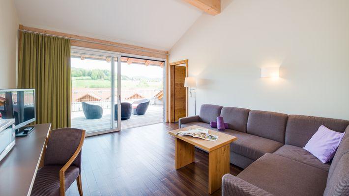 Hotel Zimmer: Superior Suite - Schreinerhof in Schönberg
