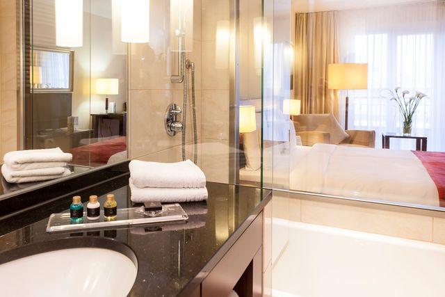 Superior Zimmer - Badezimmer