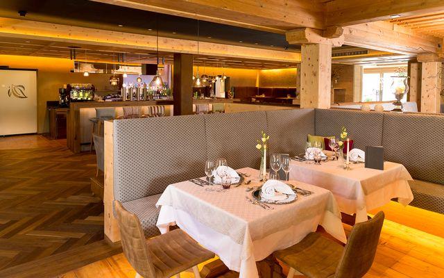 Restaurant mit Greenbar