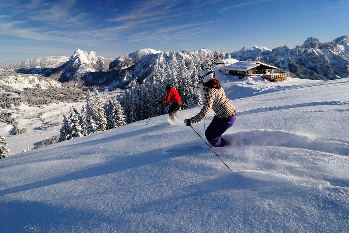 Skizeit