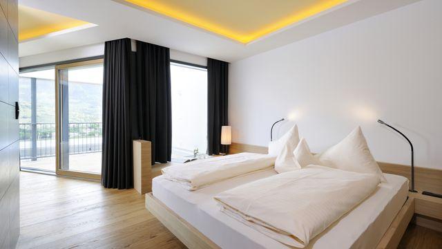 Panorama Suite Merano view