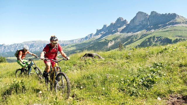 Pacchetto mountainbike primavera