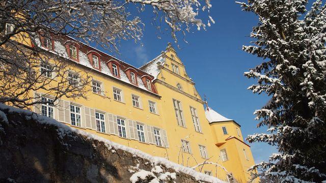 Biohotel Schloss Kirchberg